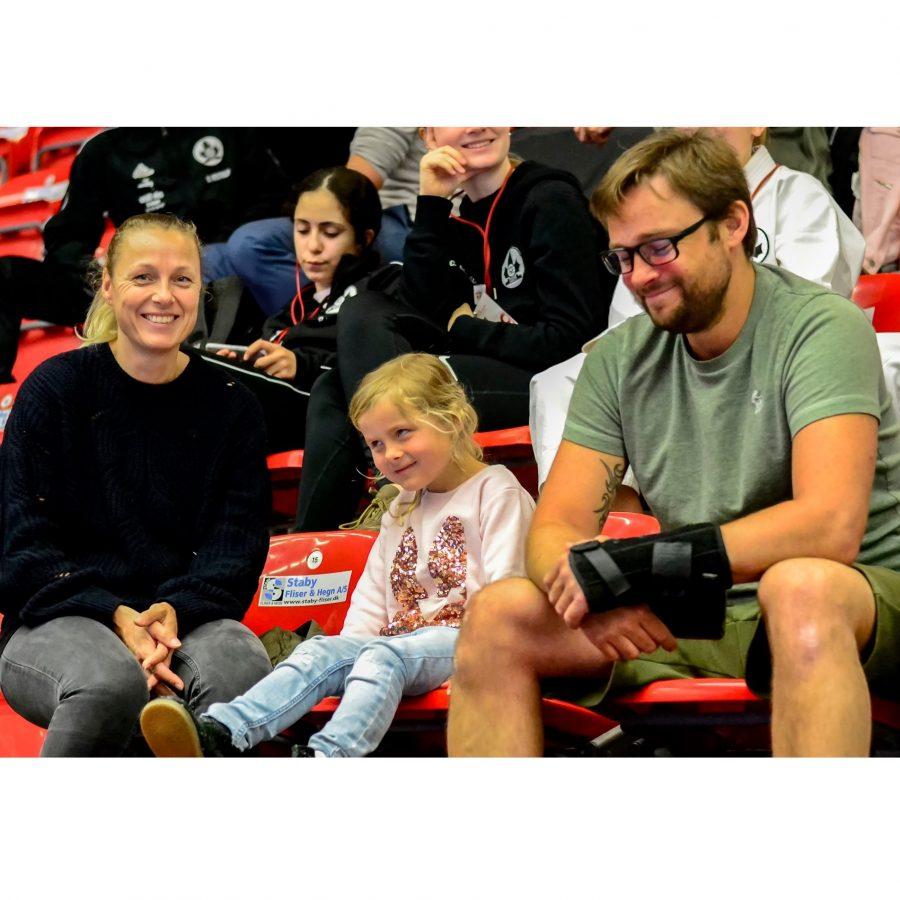 Familien Dahl-Wrønding