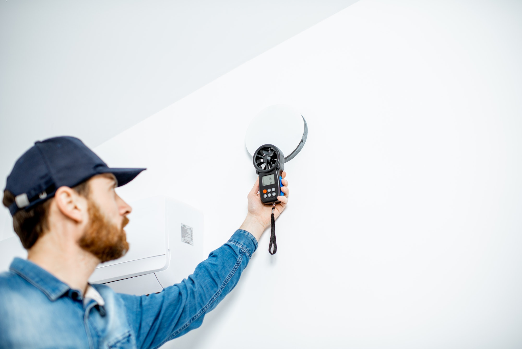 Duka One montering og ventilation installation