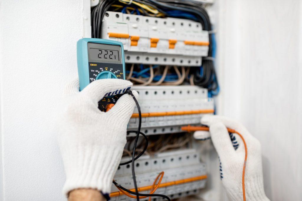 Reparation af el-tavle eller gruppetavle | Amagers Elektriker