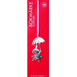 Bokmärke Lilla My Paraply Silver