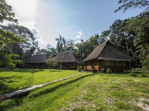 Explorers Inn Eco Lodge Tambopata Amazon Peru