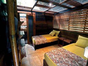 Bedroom Jamu Amazon Lodge Ecuador