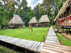 Nick Amazon Rainforest Lodge Ecuador