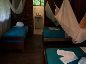 Room Nicky Amazon Lodge Ecuador