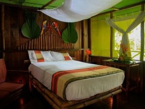 Room Sinchicuy Amazon Lodge Iquitos Peru