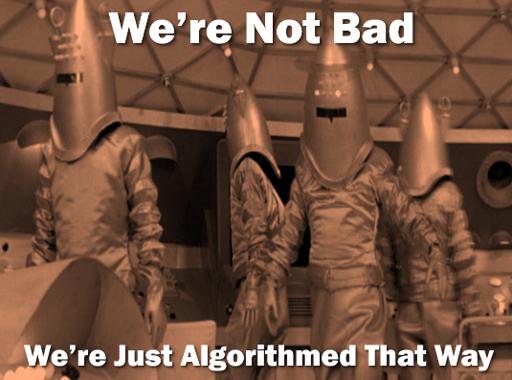 Algorithms Amok