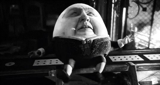 Mr. Dumpty