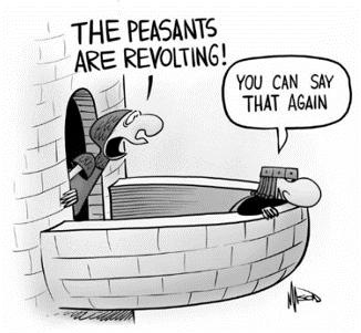 Revolting Peasants