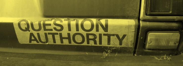 Questionable Authorities