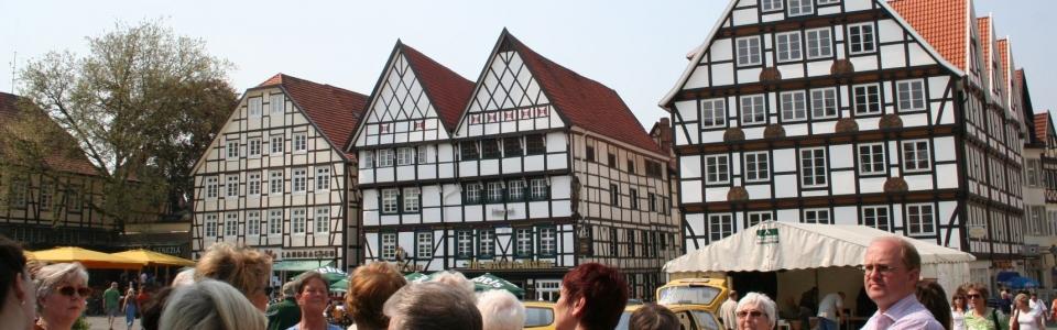 Damenausflug nach Soest