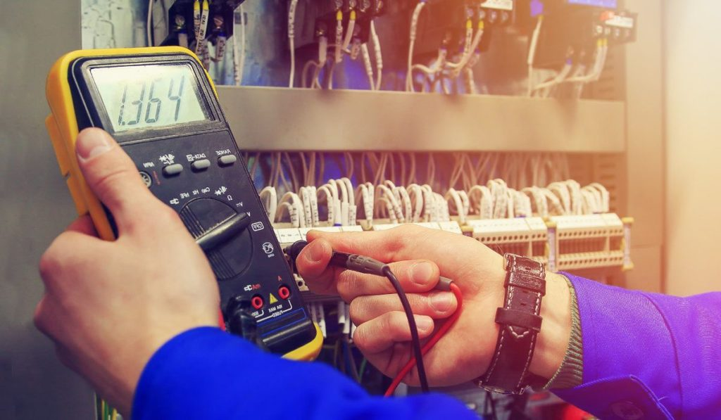 Ams Services Electrical