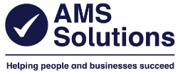 Ams Solutions Logo Footer