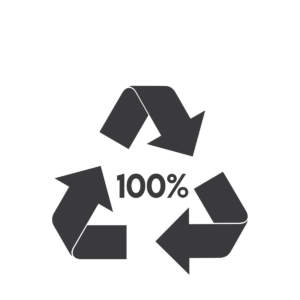 Striving For 100 Recycling