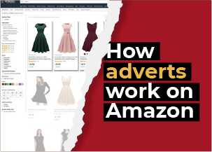how amazon ads work