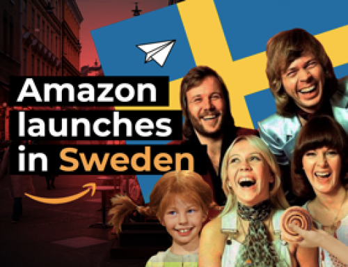 AMAZON.SE launches in Sweden