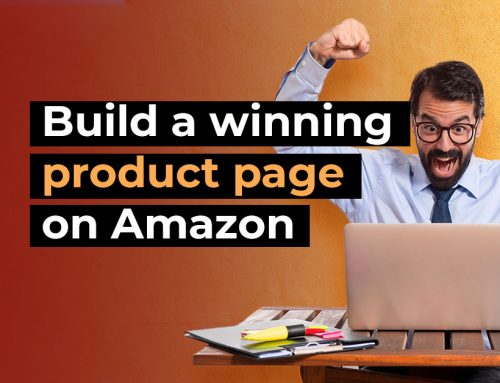 Build a winning product page on Amazon