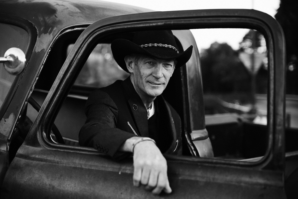 Porträttfoto. Doug Seeger