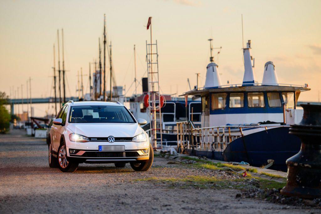 Volkswagen Väst, ett reklamuppdrag för bilaga i GP. Behöver du nya bilder för reklam och event?