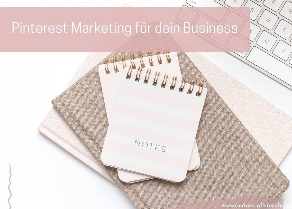 Pinterest Marketing für dein Business