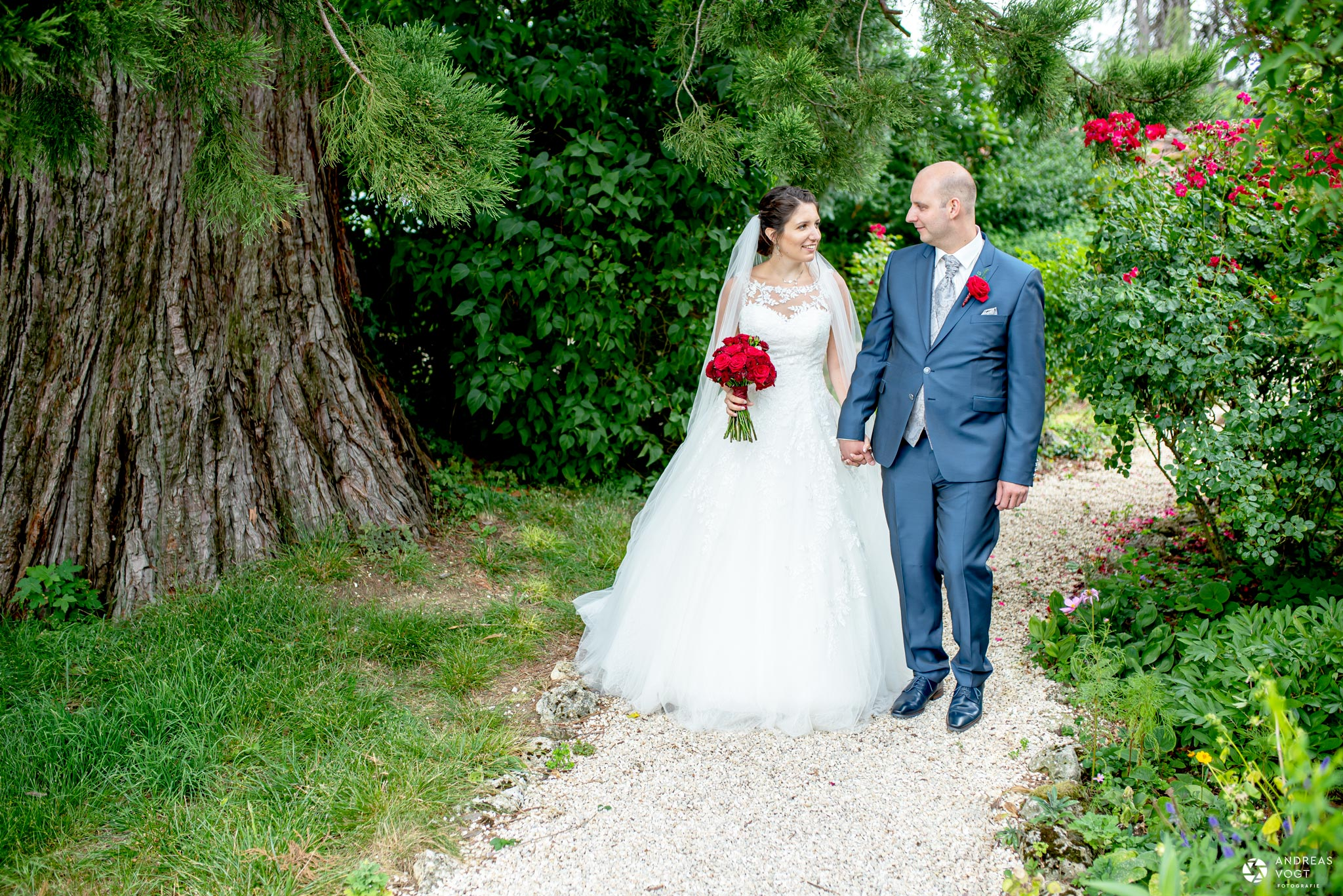 Hochzeit Aalen - Brautpaarshooting