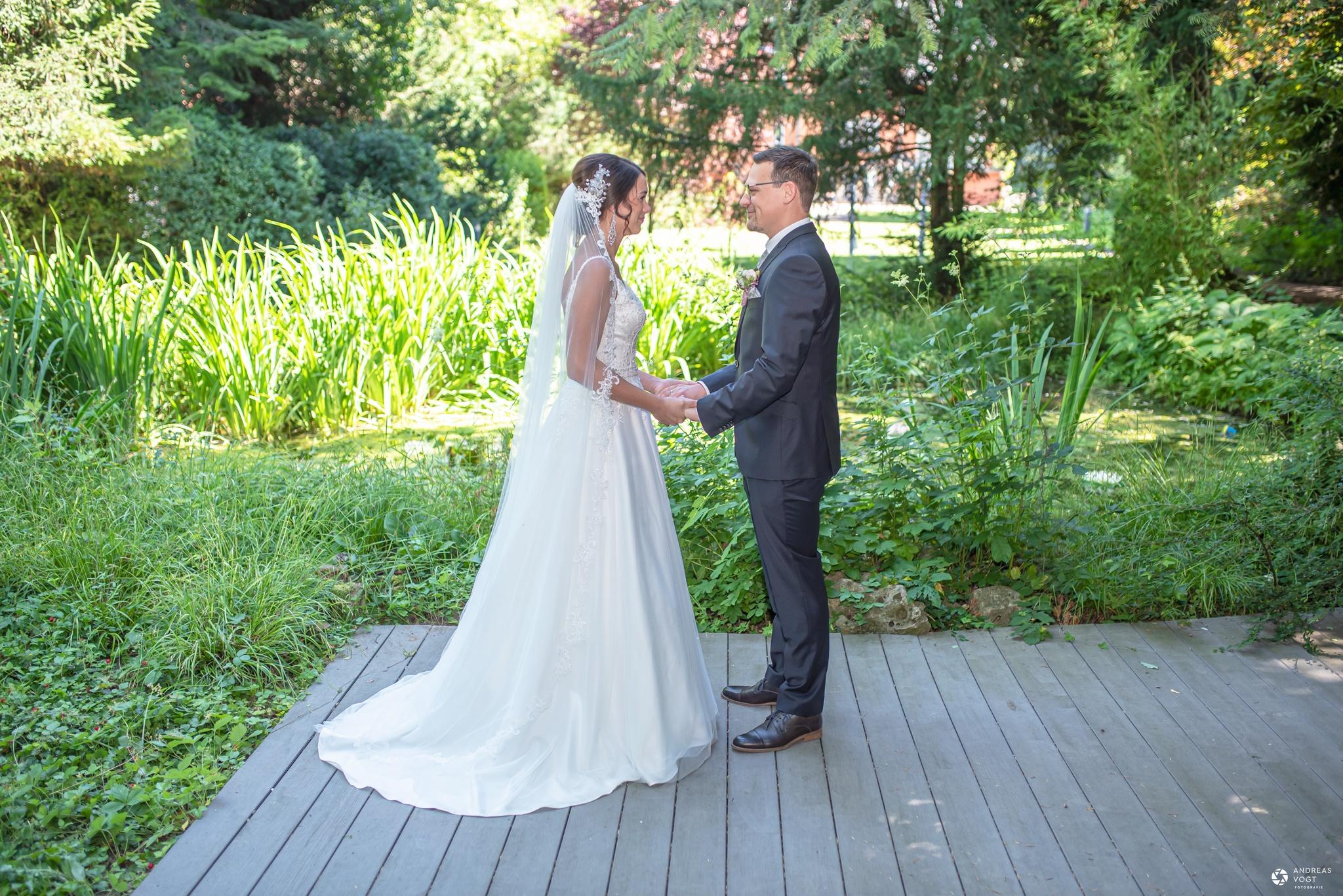 Brautpaarshooting Villa Stützel Nadine und Alex