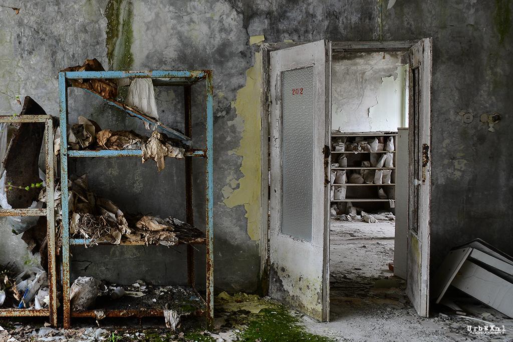Chernobyl, Lab