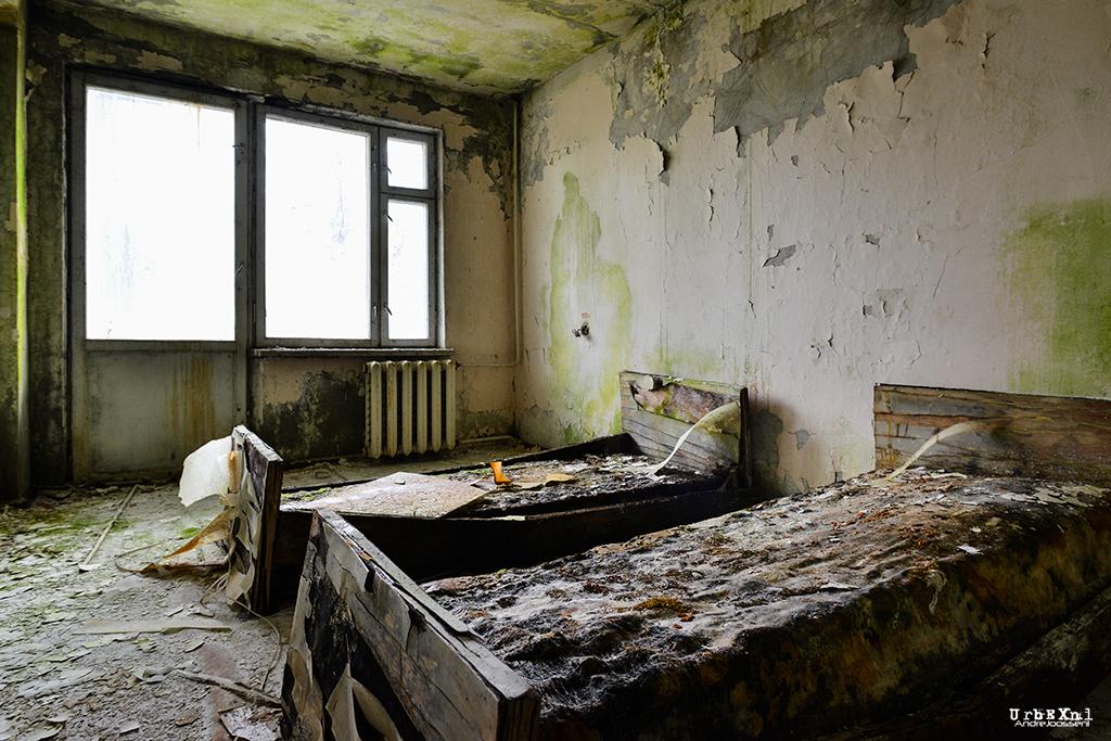 Chernobyl, Sanatorium