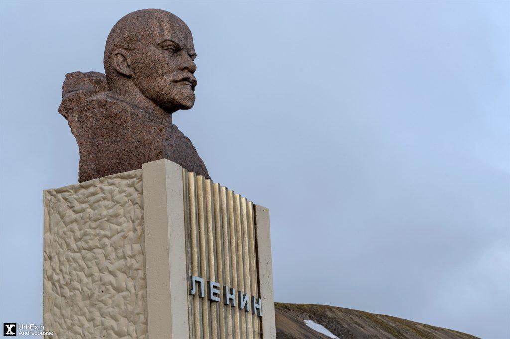 Lenin Barendsburg, Svalbard