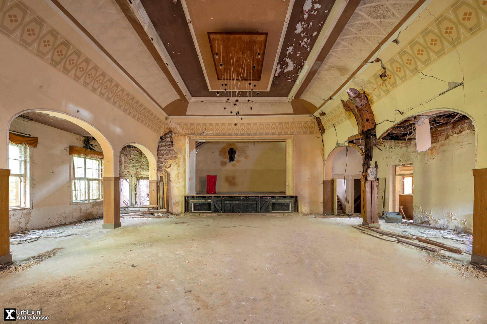 Ballsaal Kipsdorf
