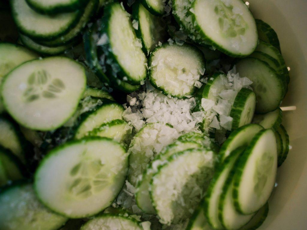 Agurker til syltede agurker