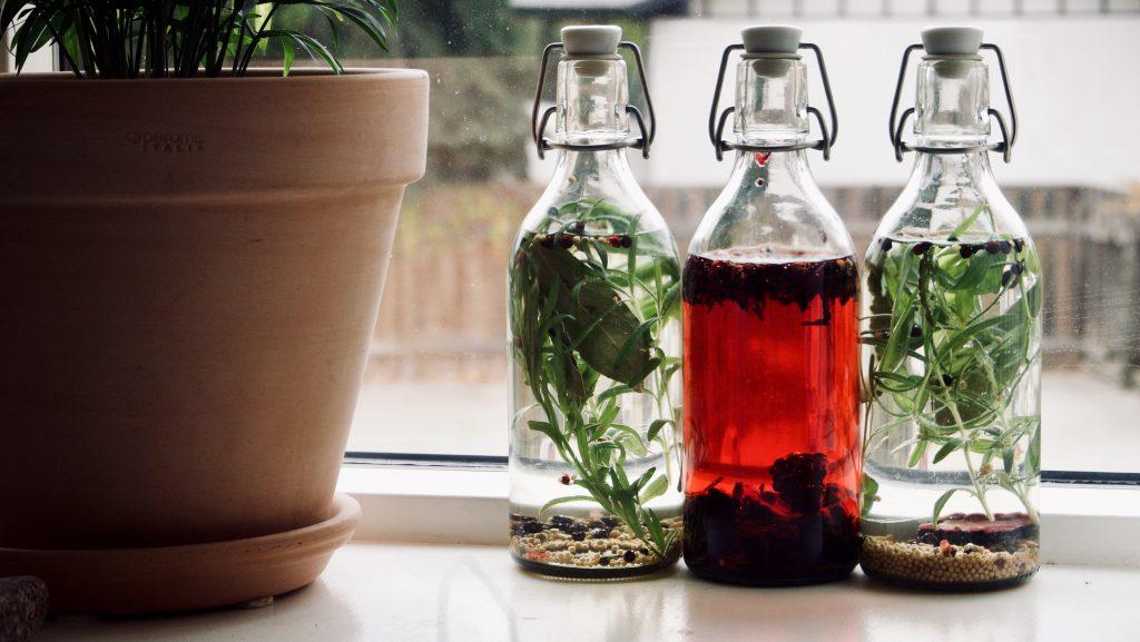 Kryddereddike – hjemmelavede