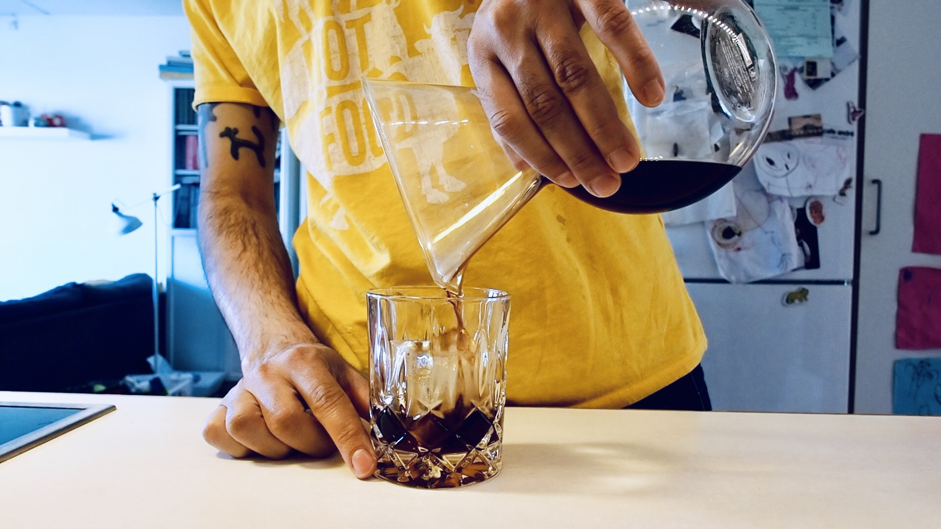 koldbrygget kaffe