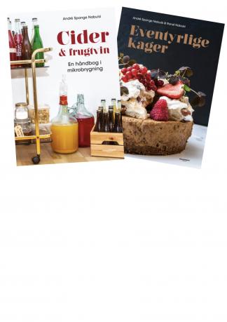 Cider & frugtvin og Eventyrlige kager
