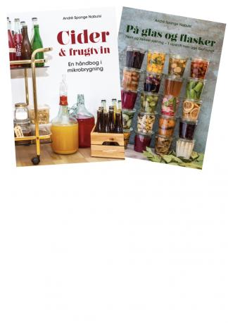 Cider & frugtvin og På glas og flasker