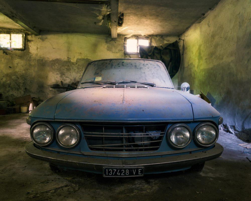 Lancia Fulvia II