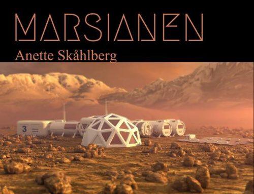 MARSIANEN  har premiär på podden. Den 27 december.