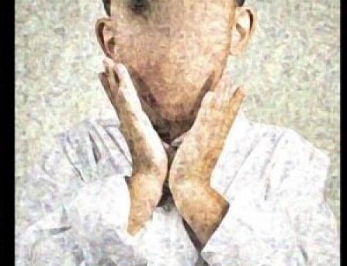 Barnen utan ansikte