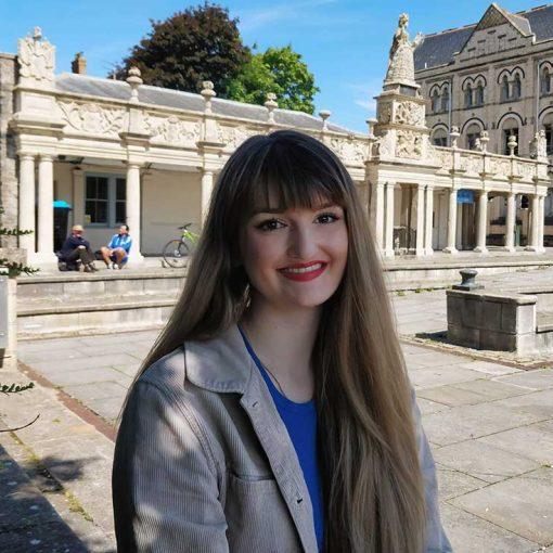 RIBA Part I student at UWE Bristol
