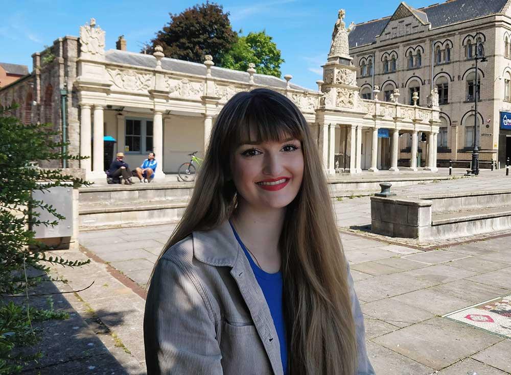 Helena Jenkinson - RIBA Part I student at UWE