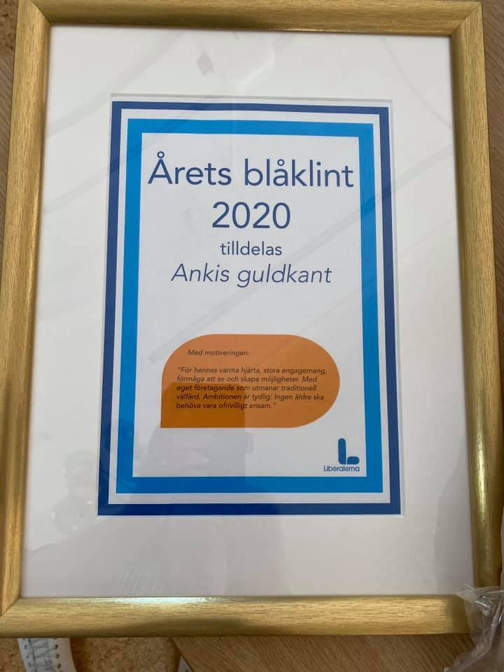 Ankis-Guldkant