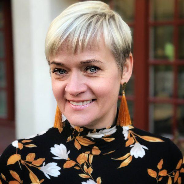 Bild på Anna Bergfors