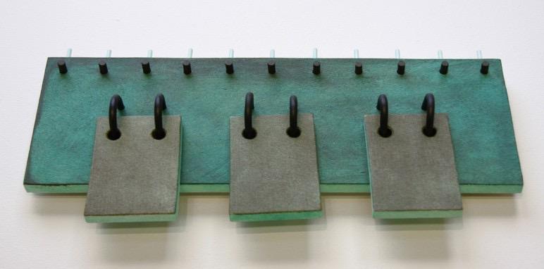 """2007 """"Tre gröna hängen"""""""