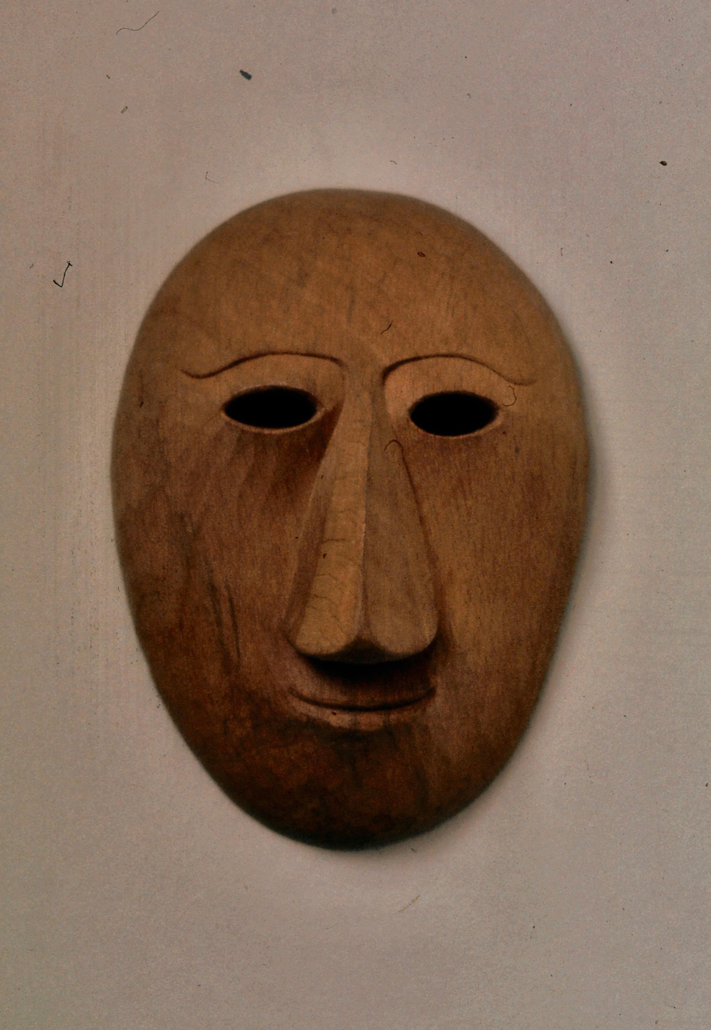 1976 Mask