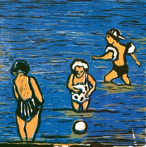 Les jeux - baignade