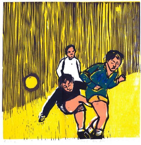 Les jeux - foot