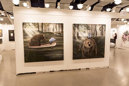 Anne Juul Christophersen Art Herning ´17