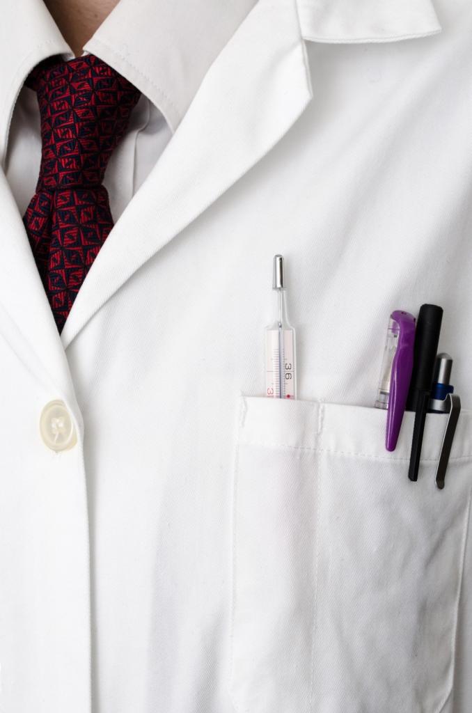 Ikke alle læger er åbne for spørgsmål om deres forskningsresultater.