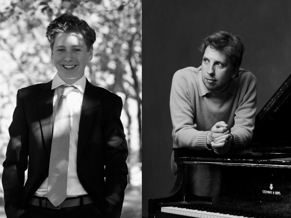Andreas Wivestad Jansson og Knut Christian Jansson – Beethoven 250 år!