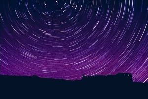 Estrellas ermita San Frutos
