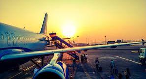 reizen met vliegtuig